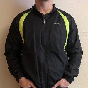 Asics Lightweight Polyester Jacket